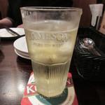 Irish pub Booties・・・ - ジェムソンのハイボール