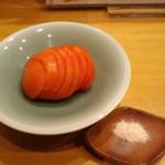 はかた遊膳 - おいしいトマト