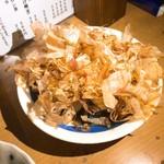 焼鳥どん - 揚げナス250円