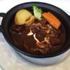 上野精養軒 - 料理写真:ビーフシチュー