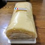 ドルチェマルセイユ洋菓子店 - 料理写真:センボクロール
