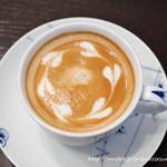 Cafe Kuromimi Lapin - カフェラテ