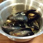 66551819 - ムール貝の白ワイン蒸し