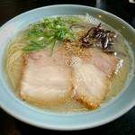まるきん亭 - 料理写真:ラーメン[¥550]