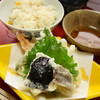 京料理阿部 - 料理写真:天麩羅