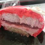 お菓子のいちりゅう - アムール~苺のレアチーズ
