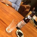 そば 松尾 - ノンアルコールビール