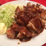 館山食堂 - 宴会三千円コース お肉