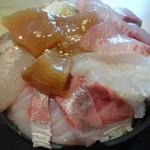 雲丹と海老の専門店 魚魚魚 -