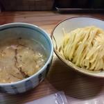 銀座 朧月 - つけ麺