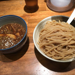めいげんそ - 濃厚つけ麺(大盛)