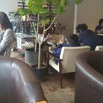 umi cafe - 店内