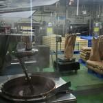 シャトレーゼ 白州工場 -