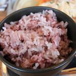 海と畑の台所 Cocopelli Shrimp - 古代米