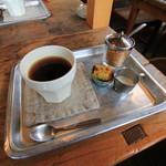 海と畑の台所 Cocopelli Shrimp - コーヒー一式