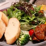 GLOUGLOU REEFUR - グルグルスーパーサラダ!有機人参のスムージードレッシング