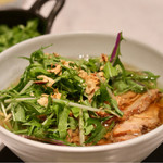 GLOUGLOU REEFUR - こだわりスープの鶏肉のフォー