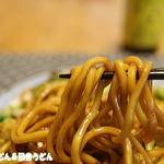 矢島製麺所 - 太麺焼きそば