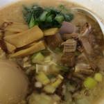 中華 つけ麺 はるき -
