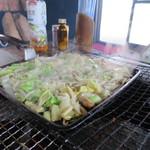 66562957 - 野菜炒め一人前