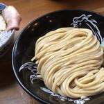中華蕎麦 とみ田 - 中華蕎麦 とみ田(千葉県松戸市松戸)つけそば850円(320g)