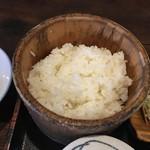 民芸茶屋 味蔵 - おひつ