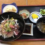 66567398 - ひしお丼¥1030                       by masakun