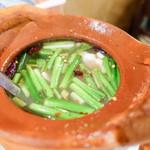 アムリタ食堂 - タイハープスープ