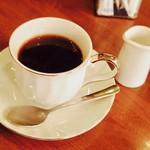茶房 絵李花 - ホットコーヒー