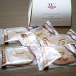 ヴィタメール - マカダミア・ショコラ(ミルク)5枚入¥680