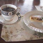 ツーサム - タルトとコーヒー(カレーセット)