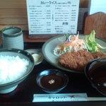 6657430 - ロースカツ定食