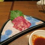 彩喰彩酒 會津っこ - 料理写真:馬タン刺