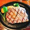 ステーキDEN - 料理写真:ロースステーキ200g