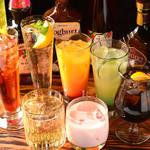 スペインバル Chico - ここでしか飲めないスペインカクテルなどもあります。580円~680円!