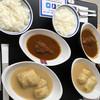 アカシア - 料理写真:ロールキャベツシチューとミニ極辛カレーセット×2('17/05/05)