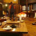 高森田楽の里 - 炉端いっぱい