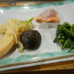 高森田楽の里 - 前菜