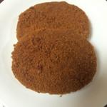 虎屋本舗   - コロッケにそっくりのレアチーズケーキ