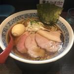 麺処 夏海 - 豊穣清湯醤油ラーメン中盛