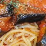 ポポラマーマ - ナスとトマトのナポレーゼ