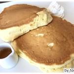ハナハナカフェ - 料理写真:パンケーキ