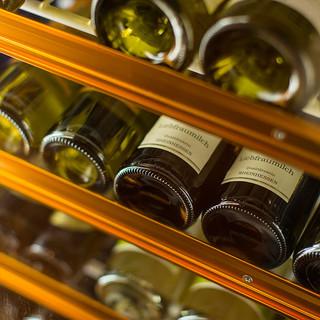 国産ワインにビオワイン…こだわりの厳選ワイン♪変わり種も◎