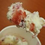 サーティワンアイスクリーム - ツインベリーチーズケーキ