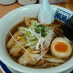 風風ラーメン - 醤油ラーメン 780円