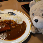 66577469 - 煮豚カレーライス(小)