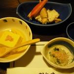 札幌かに家 - かに豆腐・ズワイかに酢