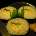 札幌かに家 - かに太巻寿司