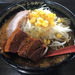Toragasu - 料理写真:みそラーメン