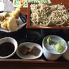 Koushichi - 料理写真:天せいろ(大盛り)